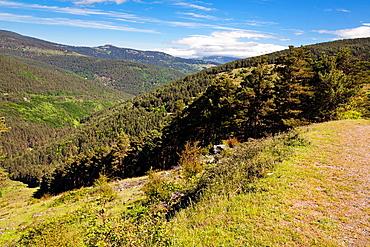 Sierra Cebollera Logrono La Rioja Spain