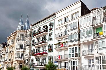 Castro-Urdiales Santander Cantabria Spain