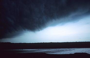 Storm North of Vietnam