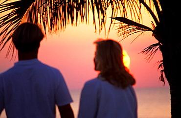 Couple in Maria la Gorda Cuba