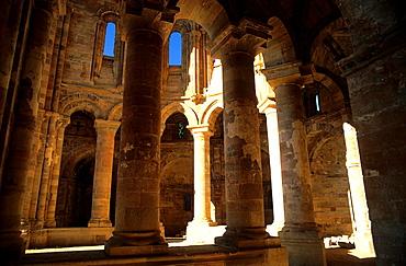 Santa Maria de Moreruela Cistercian monastery Zamora province, Castilla-Leon, Spain