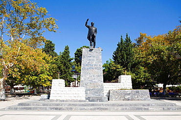 Monument To Ataturk, Sinop, Black Sea, Turkey, Asia