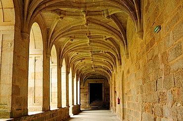 Monastery of San Clodio Leiro, Ourense, Galicia, Spain