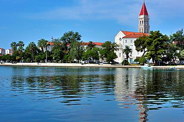 Cathedral of St Lawrence, Trogir, Dalmatia, Croatia