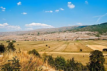 Glamoc plain, Bosnia and Herzegovina