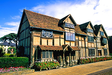 William Shakespeare¥s birthplace and home 1564 Stratford Upon Avon England