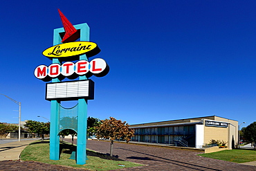 Lorraine Motel Martin Luther King Assassination Memphis Tennessee TN