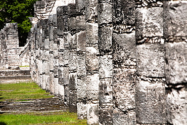 Archeological site Chichen Itza, Yucatan Peninsula, Mexico