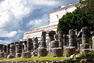 Archeological site Chichen Itza, Yucatan Peninsula, Mexico