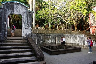 Wu Kung Shih museum, Haikou, Hainan Island, China.