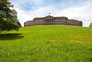 Wilhelmshoehe Palace in Kassel, Hesse, Germany, Europe