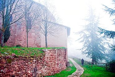 Suso monastery, San Millan de la Cogolla, La Rioja