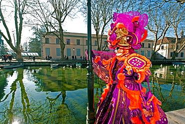 Carnival Venetian 2012 in Annecy, Haute Savoie, France, Europe