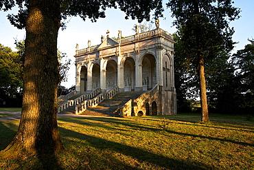 La Scala Sancta mausoleum municipality of pontchateau, Loire Atlantique, Brittany, France