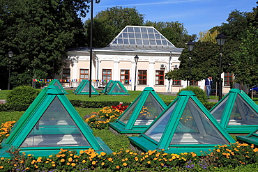 Ukraine, Kiev, Kyiv, Park Misky Sad,