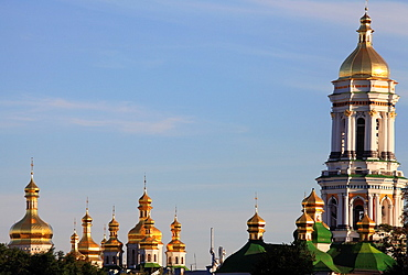 Ukraine, Kiev, Kyiv, Kyevo-Pecherska Lavra, Upper Lavra, Great Bell Tower,