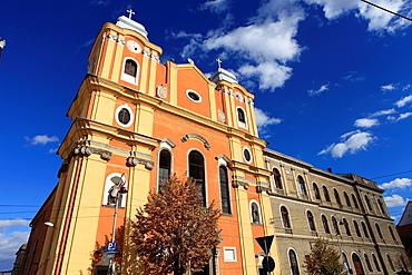 Romania, Cluj-Napoca, Piarist Church,