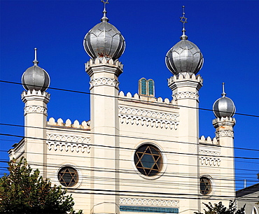 Romania, Cluj-Napoca, Synagogue of Deportees,