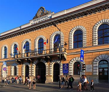 Romania, Cluj-Napoca, Old City Hall,