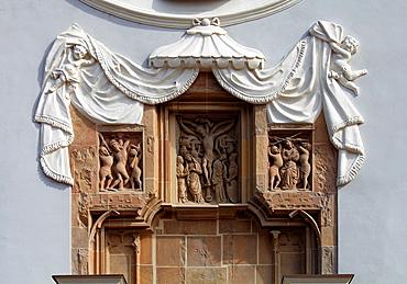 Slovakia, Kosice, Franciscan Church,
