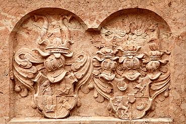 Slovakia, Kosice, St Michaels Chapel, relief,