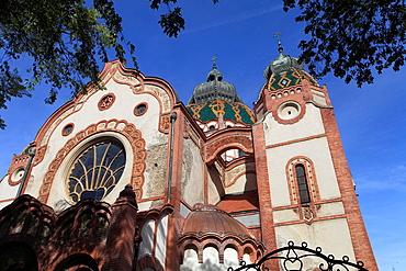 Serbia, Vojvodina, Subotica, Synagogue,