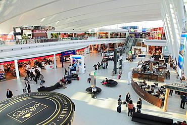 Hungary, Budapest, Ferenc Liszt International Airport,