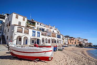 Calella Palafrugell, Costa Brava, Catalonia, Spain
