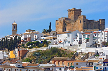 Luque, Castle, Route of the Caliphate, Cordoba province, Andalusia, Spain