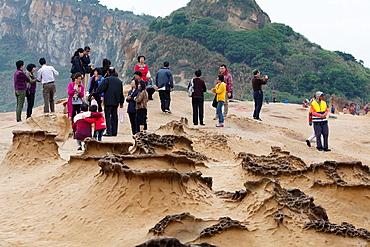 Yehliu Geo-park, Taiwan