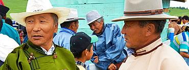 Mongolia, Khentii province, Badshireet, Naadam festival, Buriat population