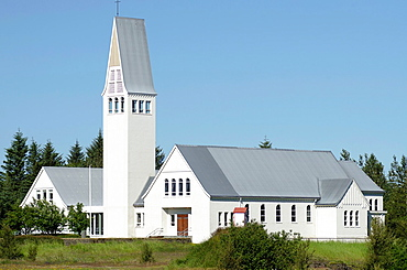 Selfoss church, Iceland