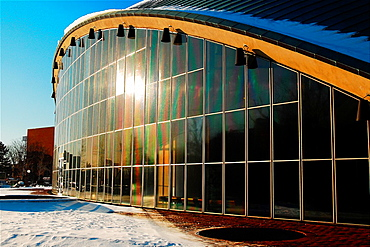 Kresge Auditorium, MIT