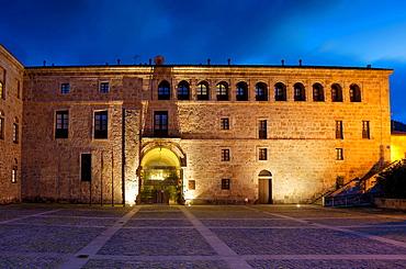 Yuso monastery, San Millan de la Cogolla, La Rioja, Spain