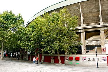 Arena, Pamplona, Navarre, Spain