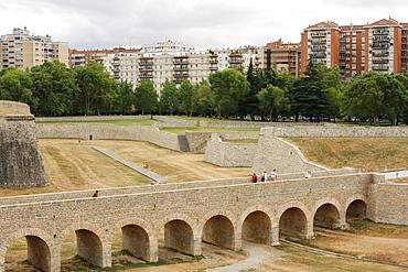 Citadel, Pamplona, Navarre, Spain