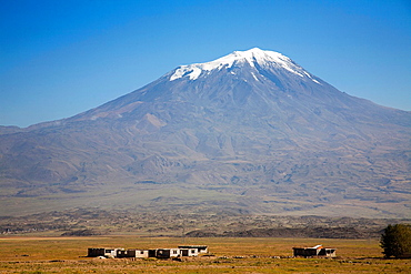 Ararat mountain, Dogubayazit, north-eastern Anatolia, Turkey, Asia