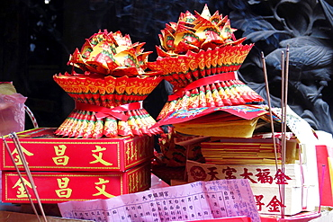 Da Jia Golden Matsu Temple, Taiwan.