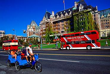 Victoria Vancouver Island British Columbia Canada.