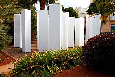 Parque Garcia Sanabria, Santa Cruz de Tenerife, Tenerife, Canary islands, Spain
