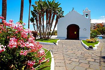 Puerto de La Cruz, Tenerife, Canary island, SpainErmita San Telmo, Puerto de La Cruz, Tenerife, Canary island, Spain