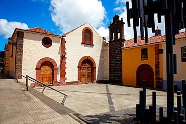 Santo Domingo Church, San Cristobal de la Laguna, Tenerife, Canary islands, Spain