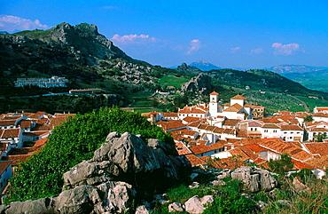 Grazalema, Cadiz province, Spain