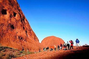 Kata Tjuta The Olgas, Central Australia