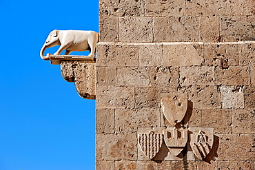 Torre dell'Elefante, Cagliari, Sardinia