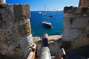Medieval Castle of The Knights of St John The Castle of St Peter Bodrum, Mugla province, Turkey