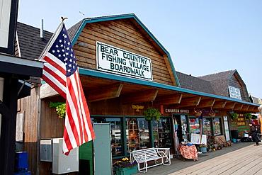 Homer, Kenai peninsula, Alaska, USA