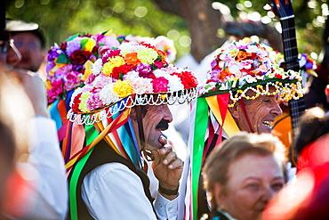Festival Verdiales Celebration of Cultural Interest Malaga, Andalusia, Spain