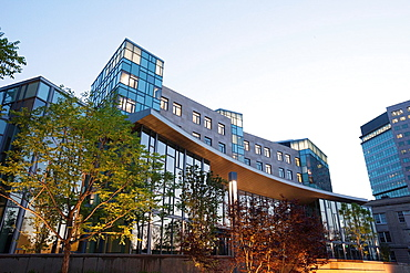 The Tang Center for Management Education Building E51 at the Massachusetts Institute of Technology