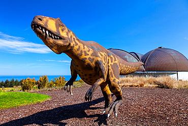 Jurassic Museum of Asturias, Colunga Council, Asturias, Spain, Europe.